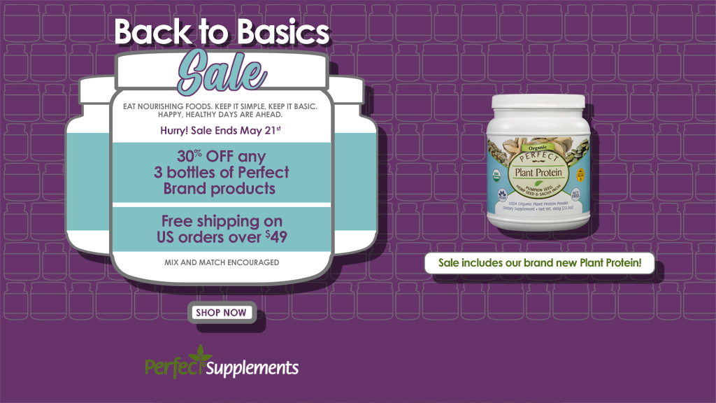 Back to Basics Sale (5/19/20-5/21/20) Image 1024x576